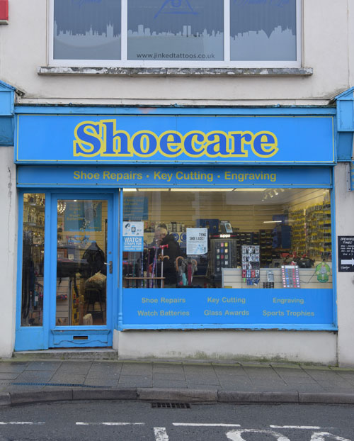 Shoecare-Porthcawl